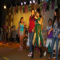 M TV singer Abhinanda Event in Allahabad