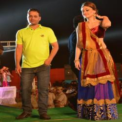 Dandiya Event With Shefali Zariwala