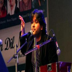 Singer Javed Ali Musical show